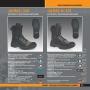 ботинки с высокими берцами 346 «ALMAZ»